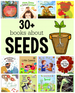 Books about seeds and plants