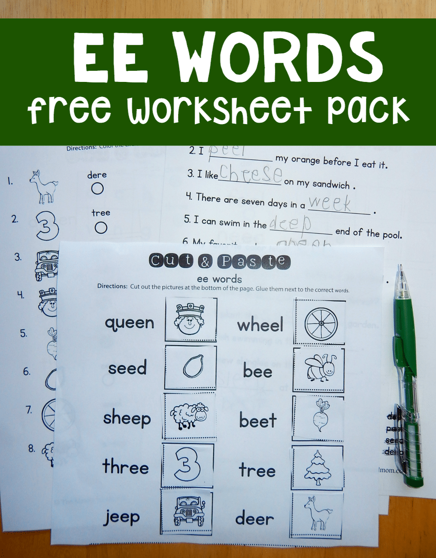 worksheets Archives - The Measured Mom