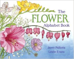 The Flower Alphabet Book, by Jerry Pallotta