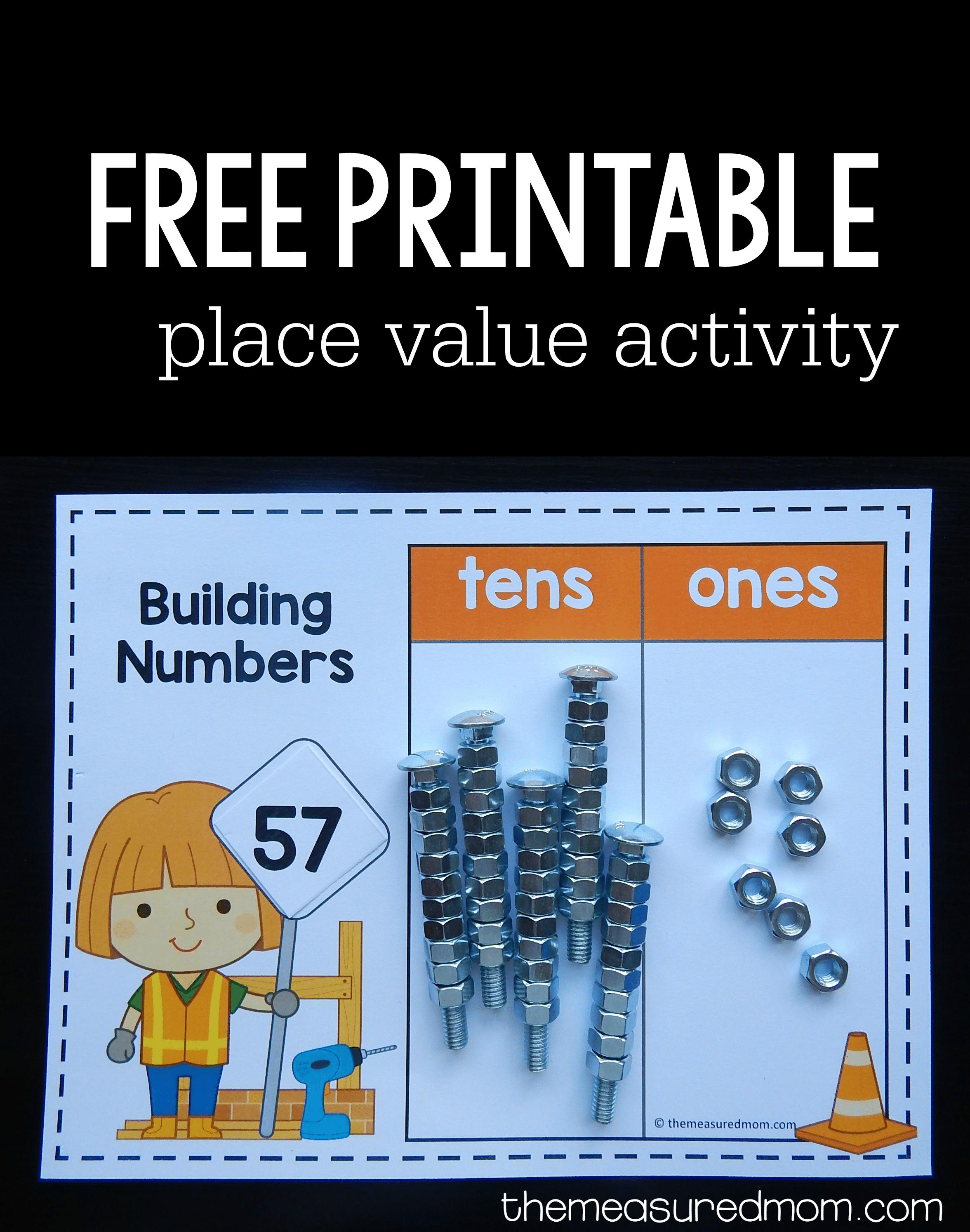 Math Activities for K-2 - The Measured Mom