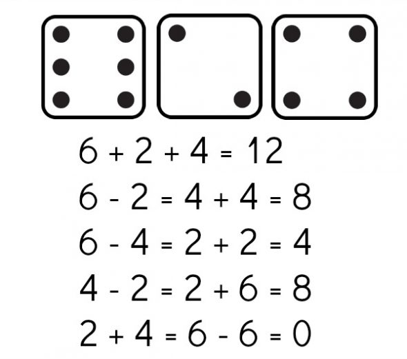 roll the dice example