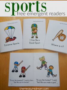 Free books about sports for new readers