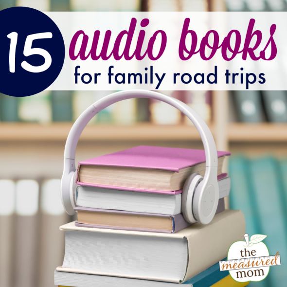 best audio books for family road trips square image 2