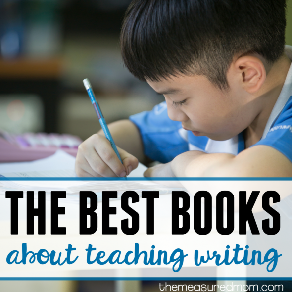 Best books about teaching writing square image