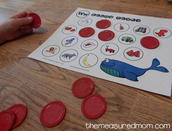 consonant digraph games 2