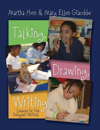 talking drawing writing