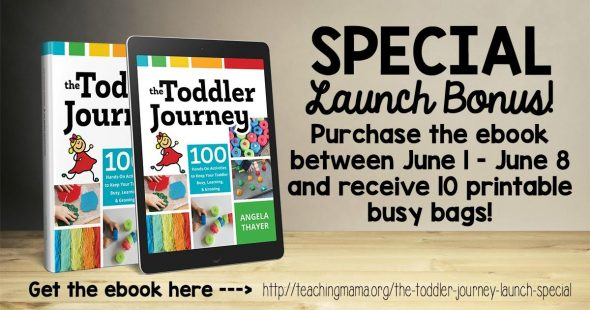 toddler journey launch bonus