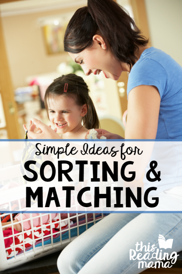 simple sorting matching