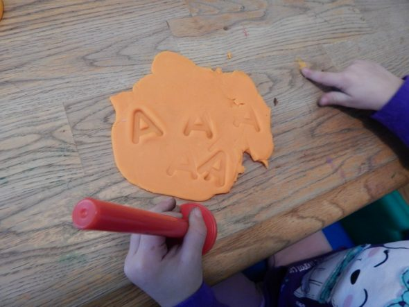 letter A activities for 2-year-olds 8