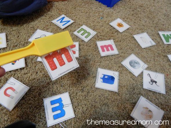 letter M activities for 2-year-olds 1
