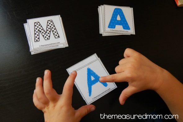letter M activities for 2-year-olds 11
