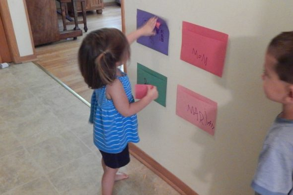 letter M activities for 2-year-olds 13