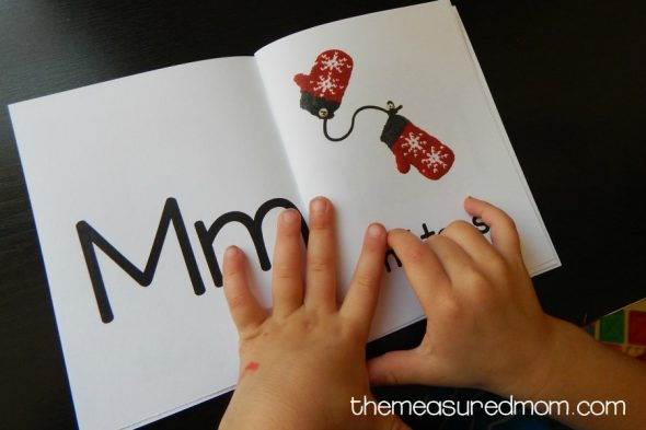 letter M activities for 2-year-olds 14