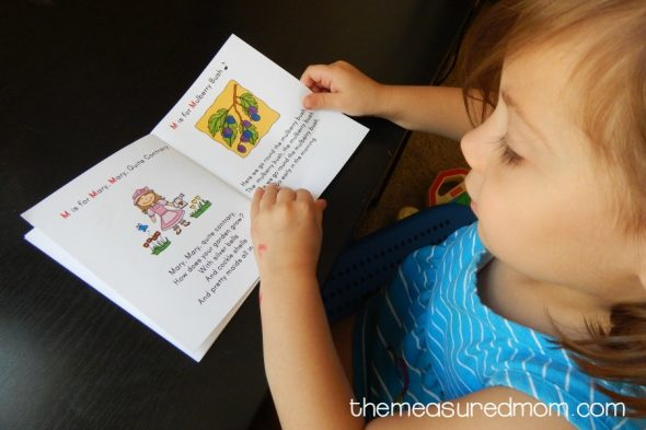 letter M activities for 2-year-olds 15