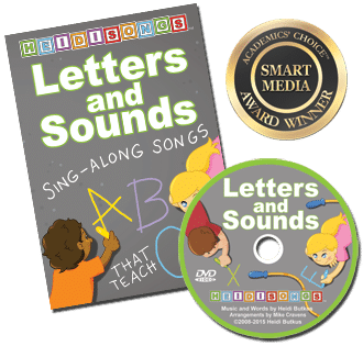 letters and sounds!