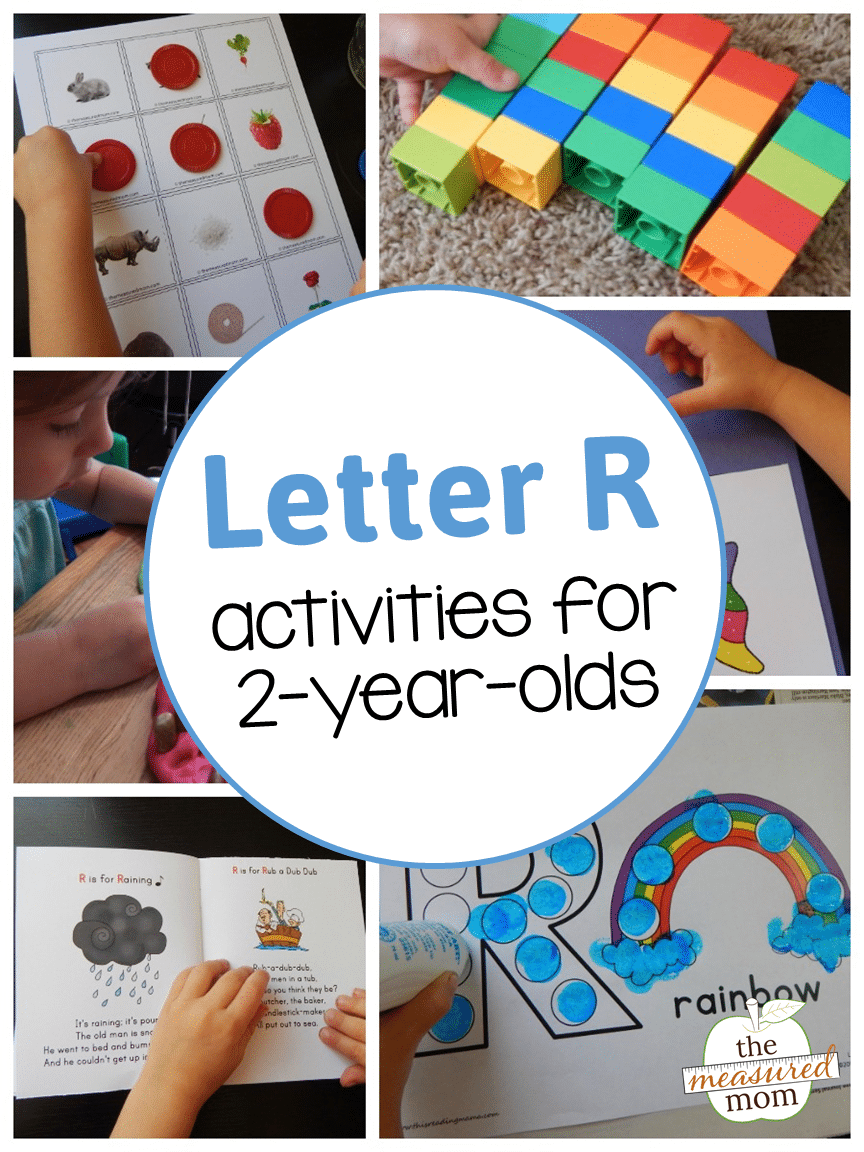 preschool 2 year old letter r activities for 2 year olds the measured 180