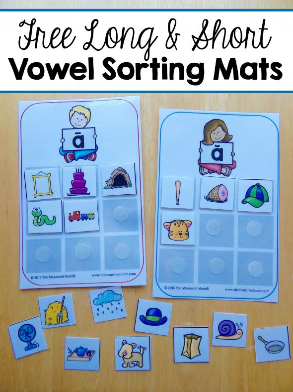 vowel-sorting-mats