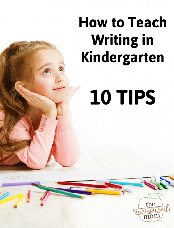 how-to-teach-writing-in-kindergarten