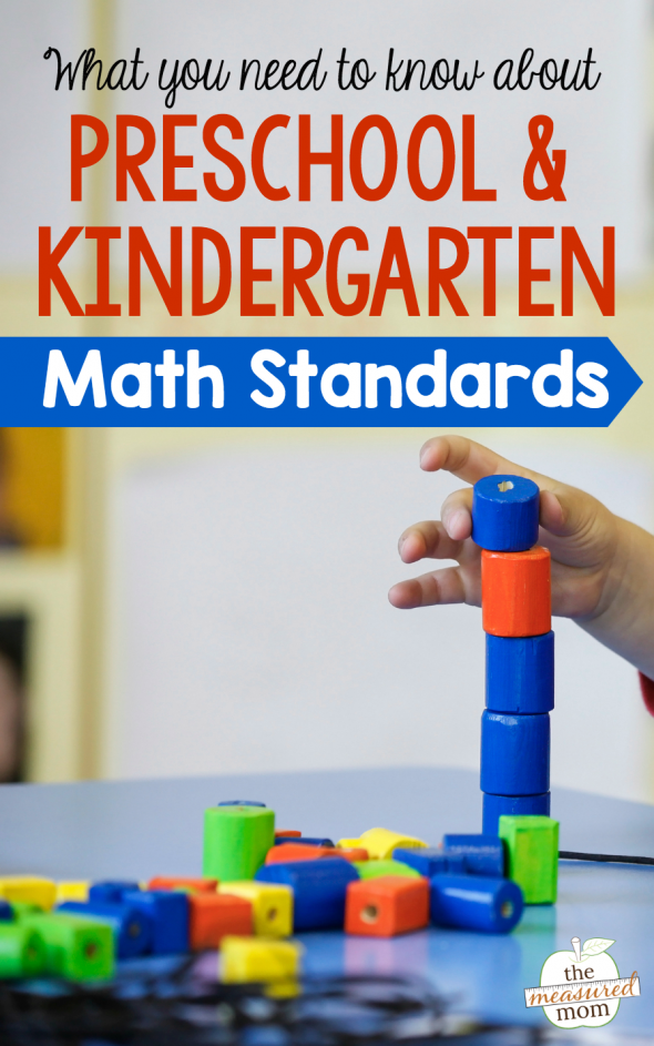 preschool-and-kindergarten-math-standards