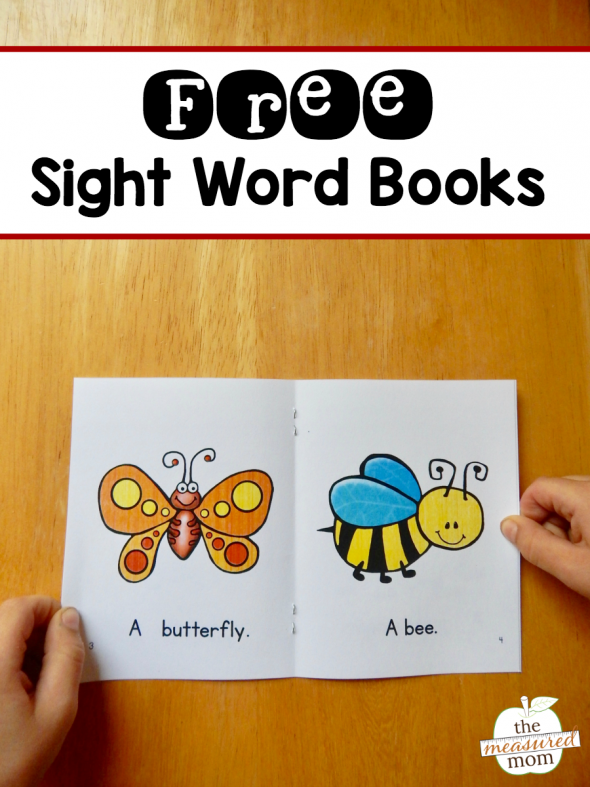 sight-word-books-a