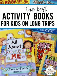 The best activity books for kids (plus a giveaway!)