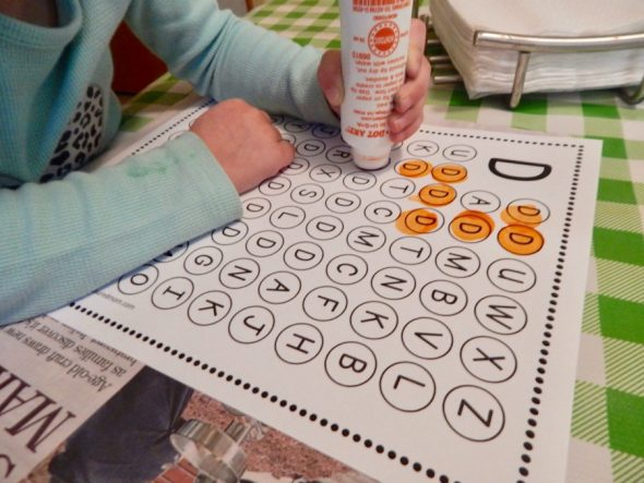 Toddlers love to learn the alphabet! Here's as collection of hands-on letter D activities for 2 year olds!