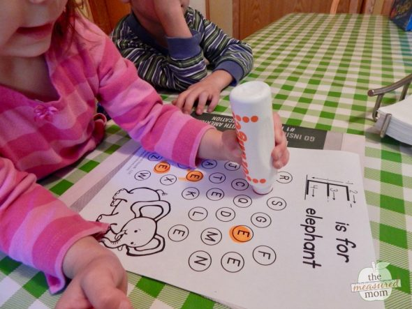 Letter e activities for 2 year olds the measured mom for Arts and crafts for a 1 year old