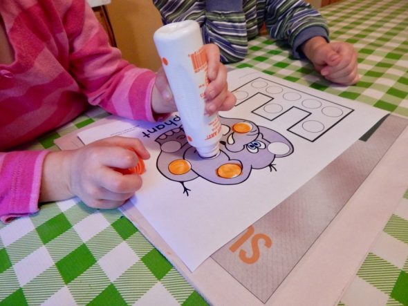 Letter E Activities For 2-Year-Olds