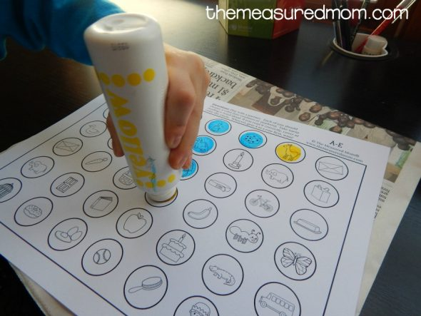 Print these no-prep games for some fun letter sounds review!