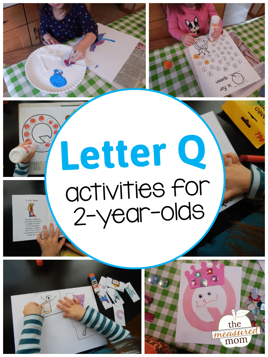 letter a activities for 3 year olds letter q activities for 2 year olds the measured 17490