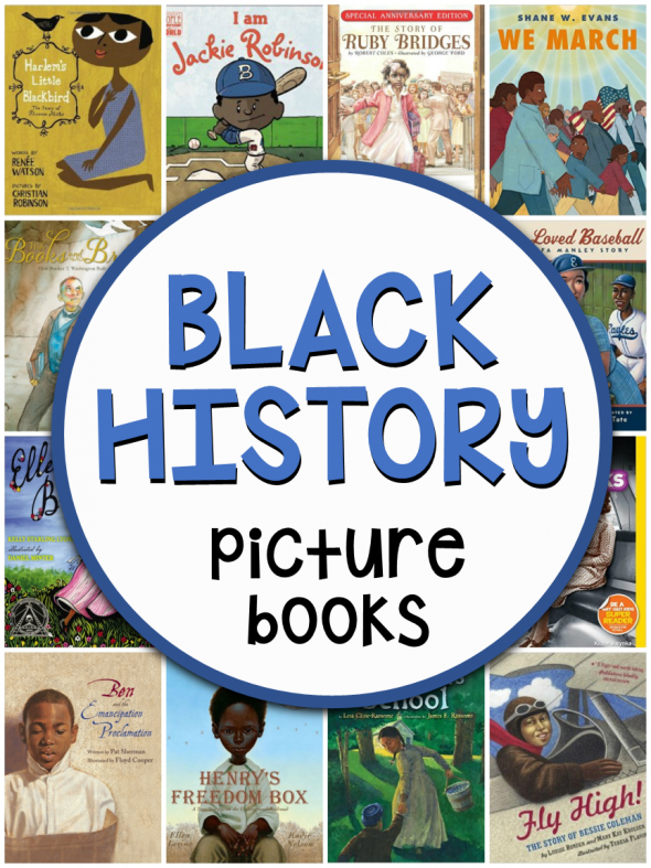 40 Black history books for kids - The Measured Mom