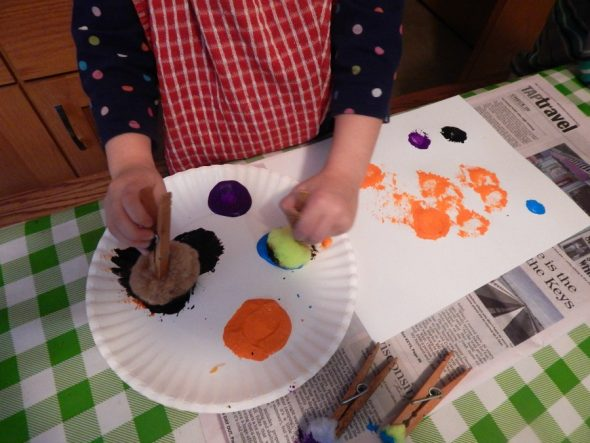 Check out our fun collection of letter P activities for toddlers!