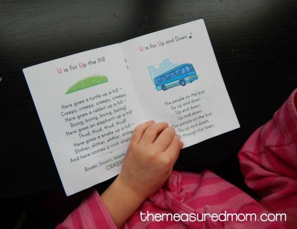 We hope you enjoy this fun collection of letter U activities for 2-year-olds!