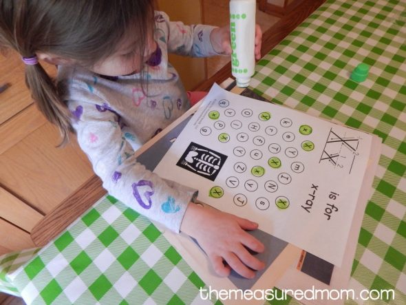 These letter X activities are fun and simple for toddlers and preschoolers!