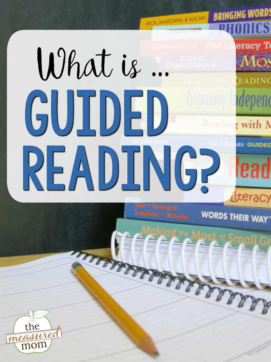 What is guided reading? - The Measured Mom