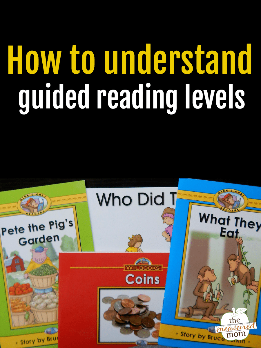 407a7879ce2 An overview of the guided reading levels - The Measured Mom