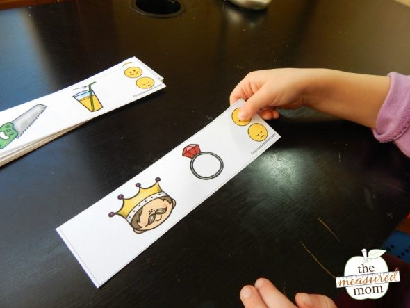 Grab this free rhyming activity for kids learning this important skill!