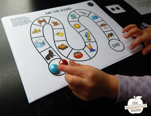 phonemic awareness game