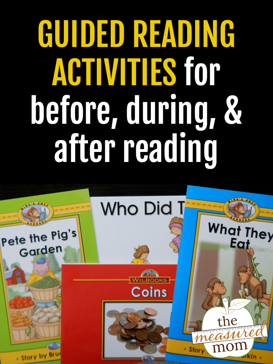 Reading The Nine Of Pentacles: Before, During & After Guided Reading Activities