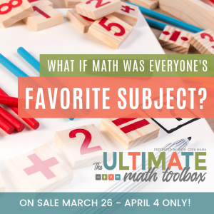 Limited time offer – The Ultimate Math Toolbox!