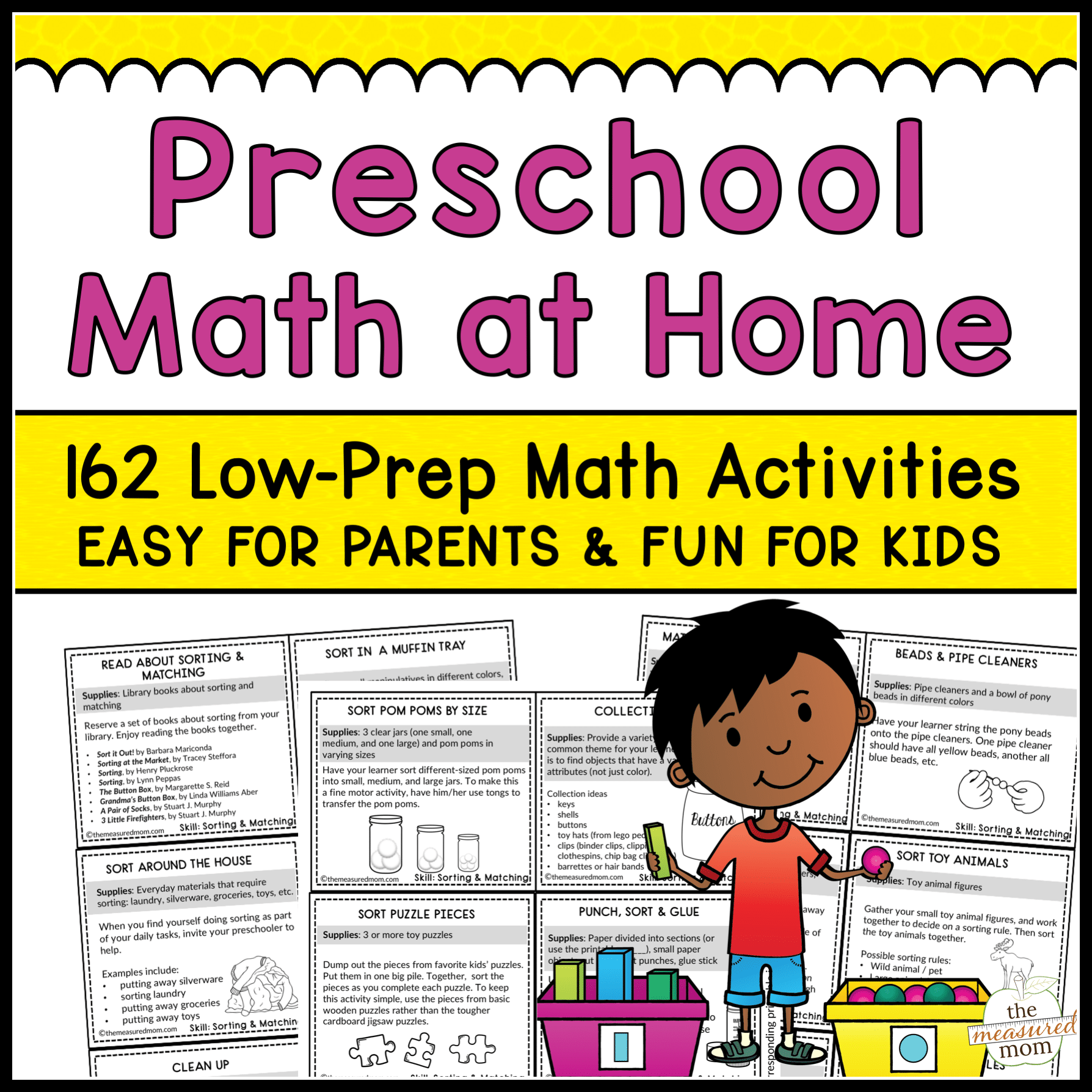 Preschool Math Curriculum for Home - Special Offer - The ...
