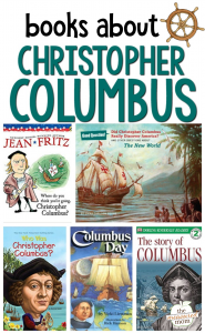 Christopher Columbus children's books