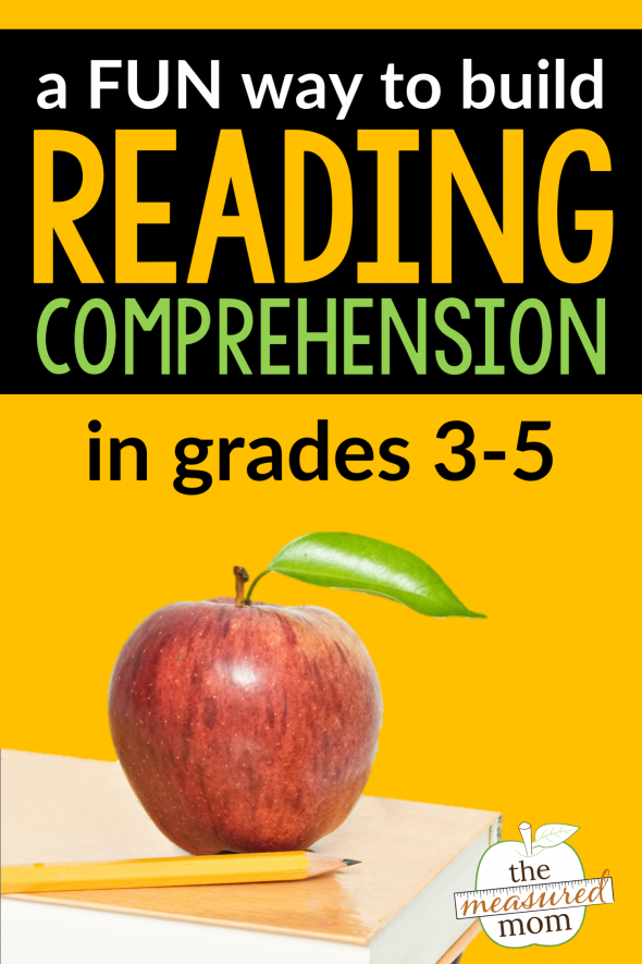 Check Out This Fun Way To Teach Reading Comprehension In Grades 3 5
