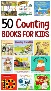 The ultimate list of counting books