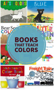 16 Engaging books about colors