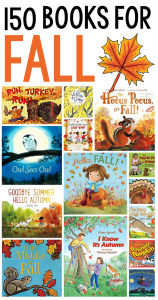 150 Fall books for preschool – grade 2