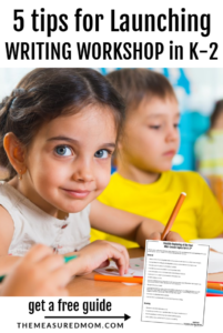 teaching writing Archives - The Measured Mom