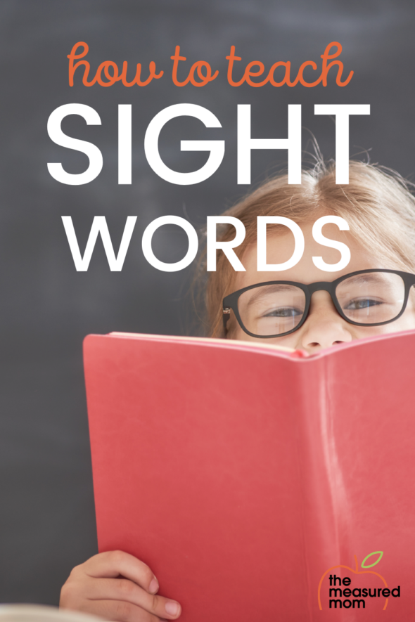 Wondering how to teach sight words to kids in kindergarten and other grades? In this post I show you how to create simple, multi-sensory lessons that work.